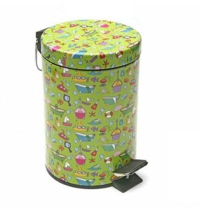 Cos de gunoi pentru baie Marine