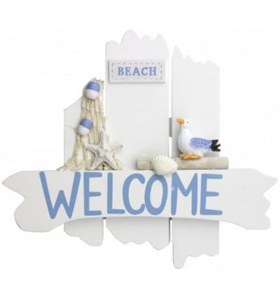 "Indicator Welcome design ""pescarus"""