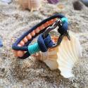 Bratara nautica unisex Sea & Sand