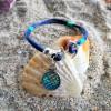 Bratara handmade Mermaid Tail