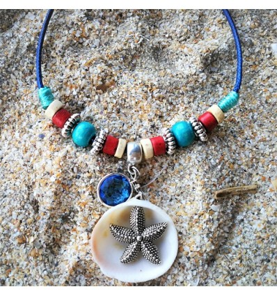 Colier Seashell