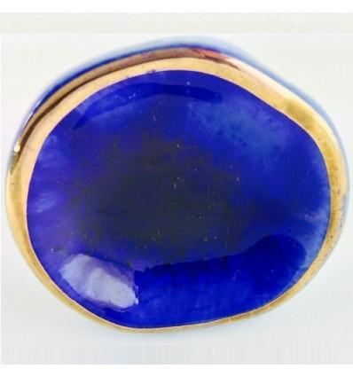 Buton ceramica Deep Blue