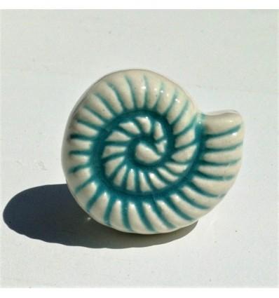 Buton ceramica Shell